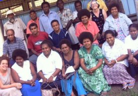 Leadership Seminar in The Solomon Islands